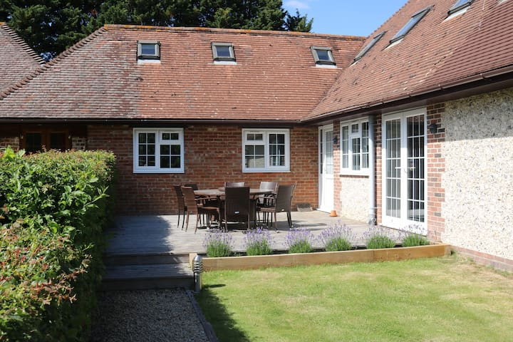 Modern Luxury Self Catering Cottage