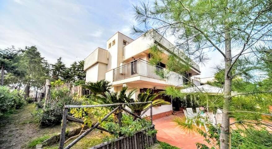 RH04 Gioielli di Rodia Large Terrace Seaview - Rodia - Casa