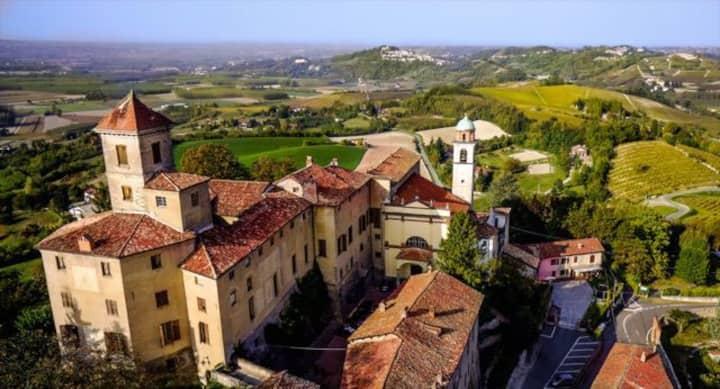 Appartamento di stile nel borgo del castello