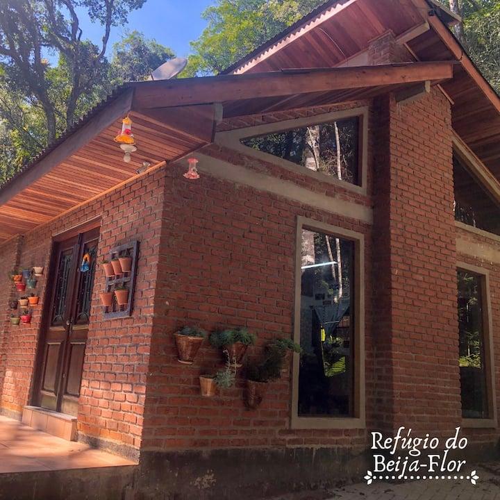 Refúgio Beija-Flor - Serra Gaúcha