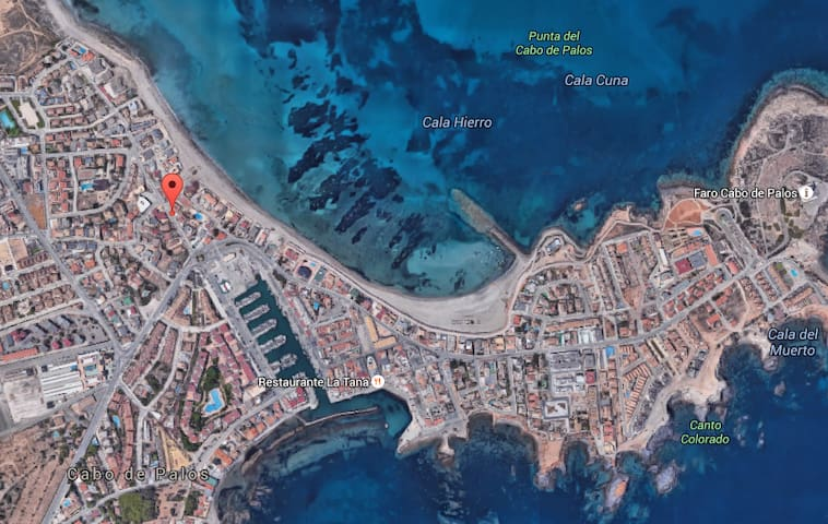 Amplio chalet pareado en Playa de Levante - Cabo de Palos - House
