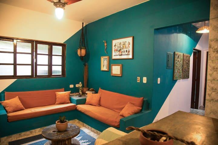 Itamambuca Guest House - para amantes da natureza