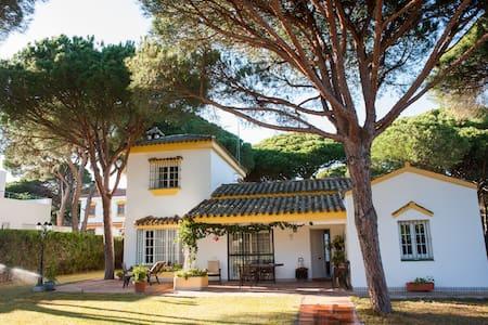 Chalet  urbanizacion privada Playa - Roche - Dom