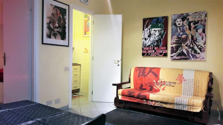 1 br Studio flat in Vatican - Gregorio VII
