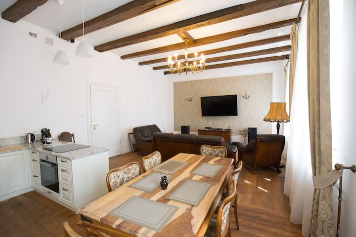 Stylish apartment for rent in Płock