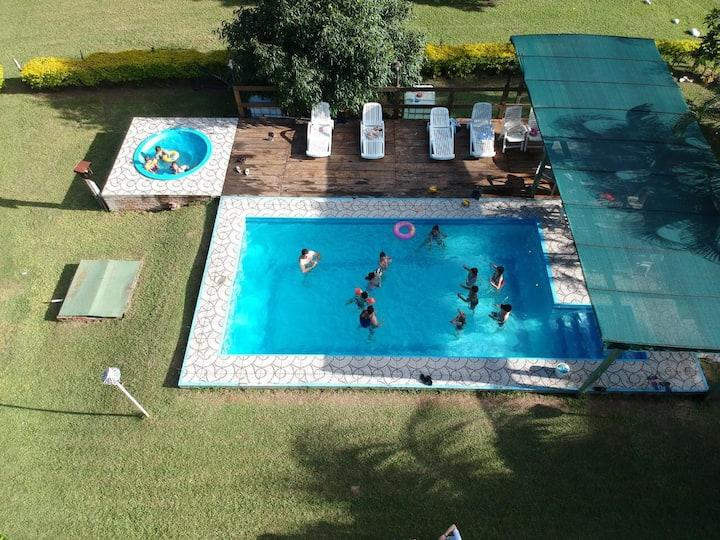 Casa de Campo Leticia