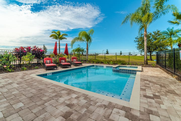 5BR Modern home on Golden Bear Drive - Kissimmee - House