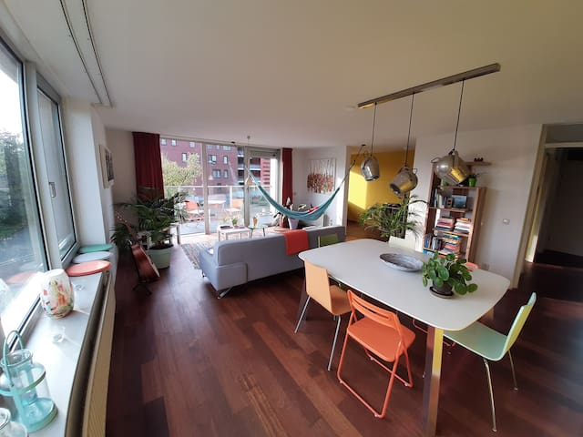 Cosy appartment nearby all major cities and beach