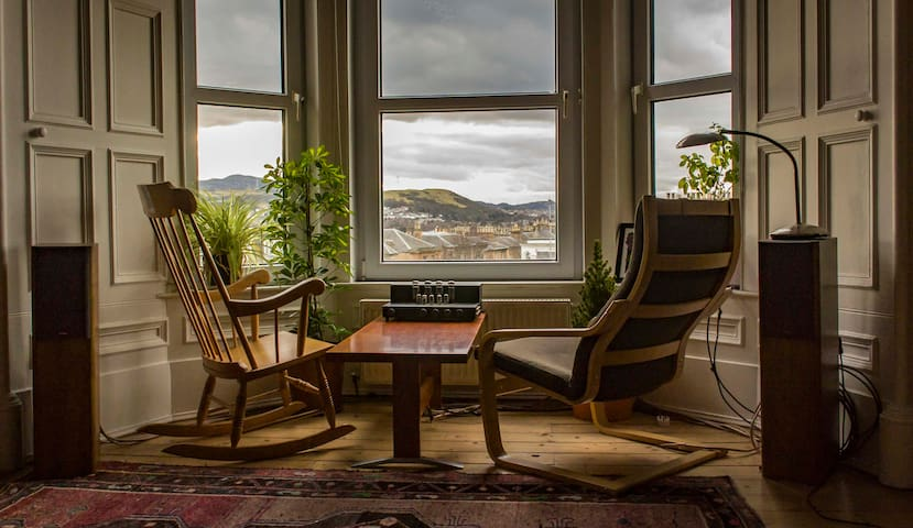 Double Room with Spectacular Views - Edinburgh - Apartment