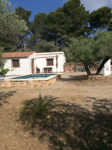 la Pineda country house with private pool