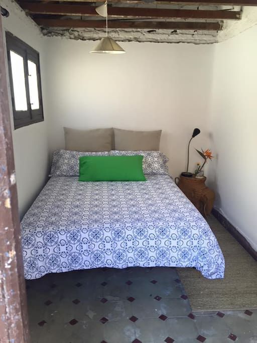 La azotea 2 3 persons bed breakfast zur miete in for Beds 4 u malaga