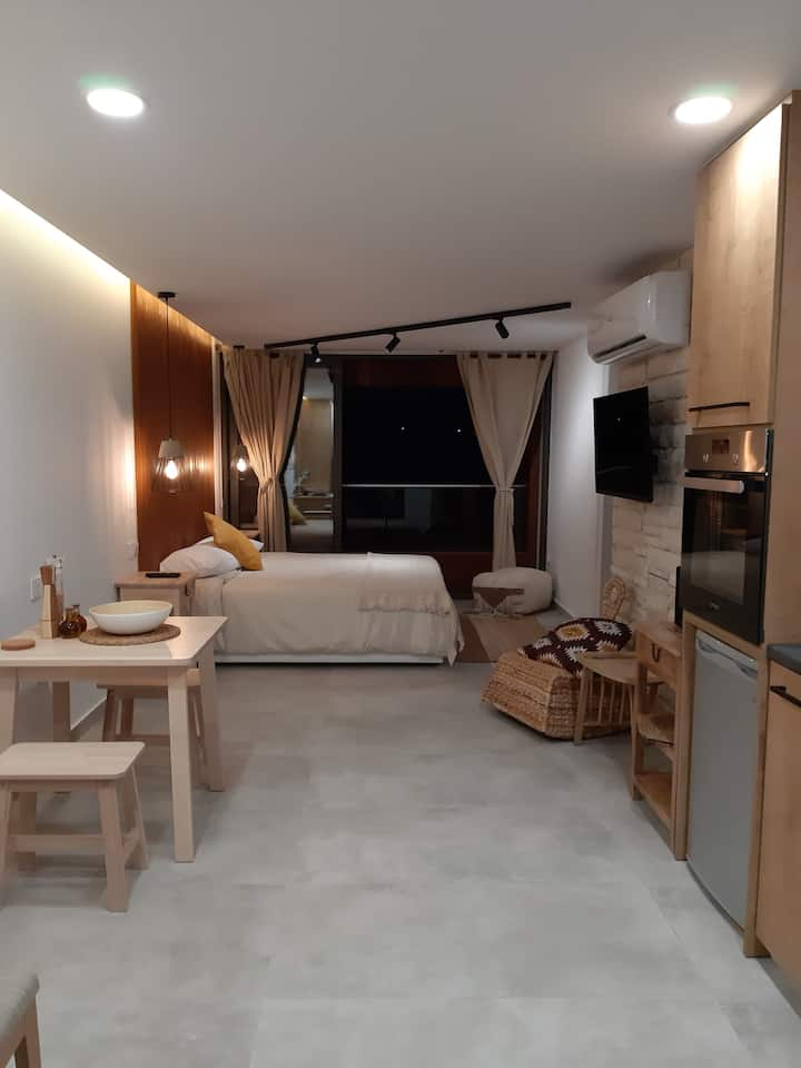 Terrazza Suites .Seaview and  mountain view studio
