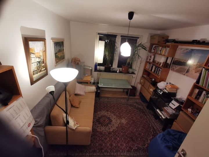 Charmante Wohnung mit Gästezimmer in Kassel