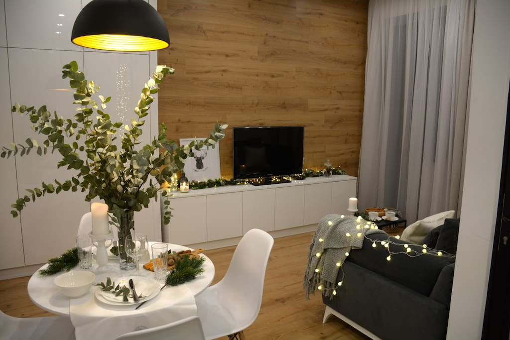 Christmas mood in KTUR apartments