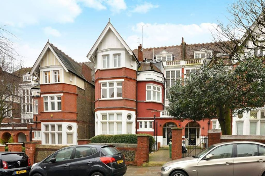 Rent Apartment London Hampstead