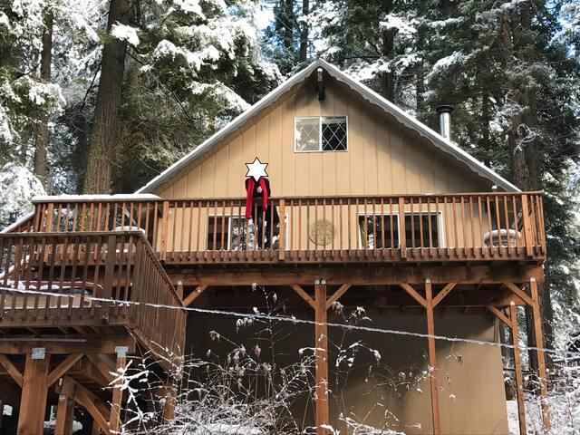 Pineloch Sun Cabin, Ronald WA