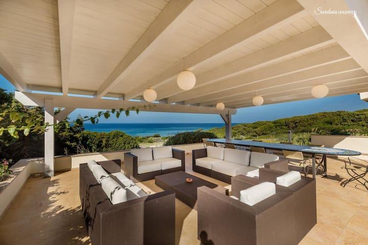 Villa La Bitta with private pool near the sea - Badesi - บ้าน
