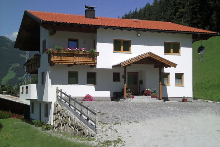 Modern Apartment near Ski Area in Gerlosberg