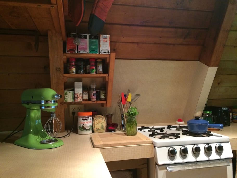 Kitchen (Kitchenaid not included)