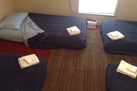 AirBed near Downtown (BlueE) - Memphis - Casa