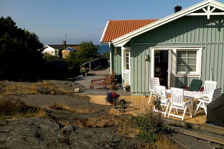 Lovely holiday by the seaside - Åsa - House