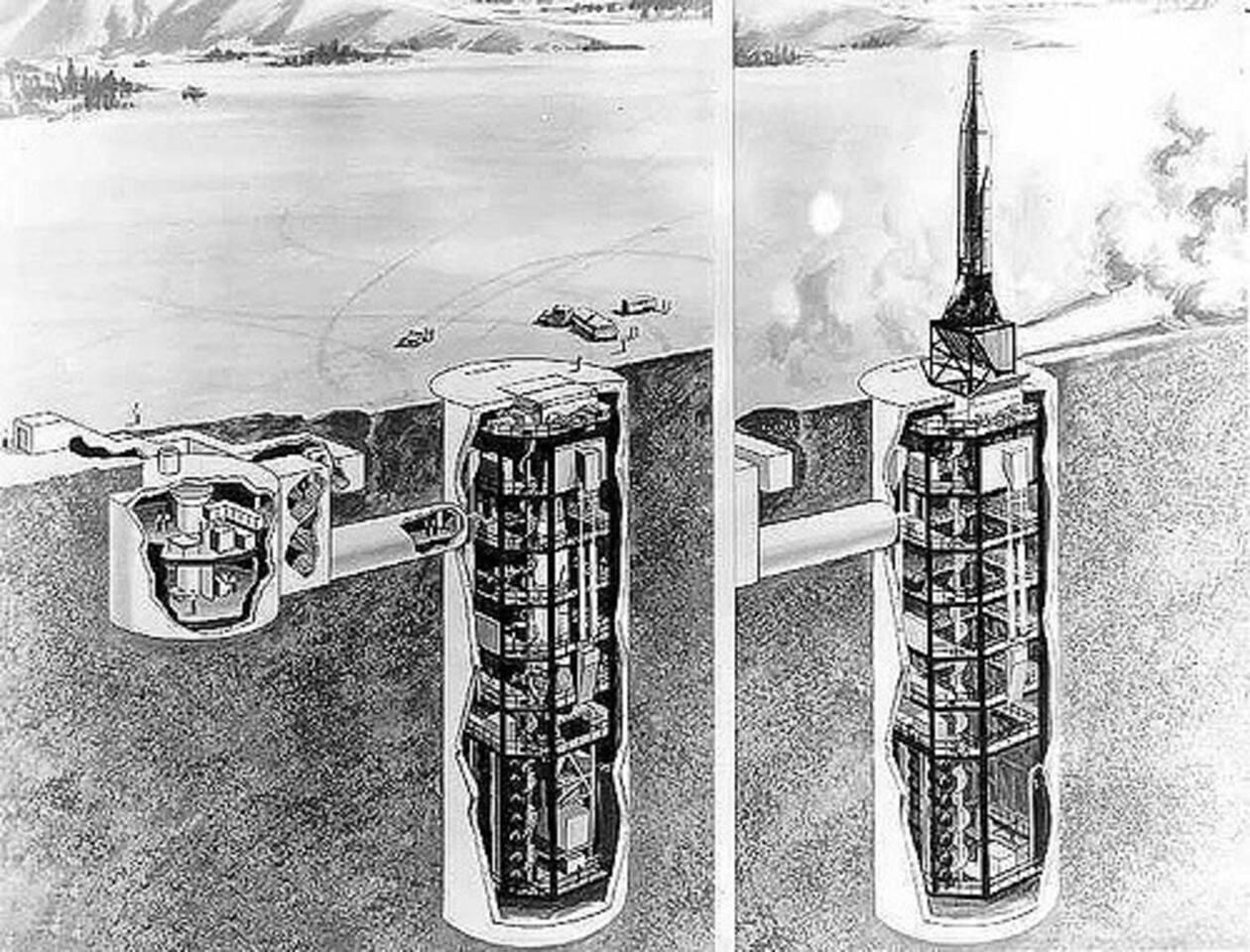 Atlas F Missile Base