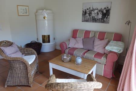 Historischen Ferienhaus unter Reet - Oldsum