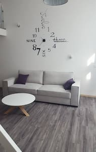 LUXURY CENTRAL APARTMENT - Ljubljana - Huoneisto