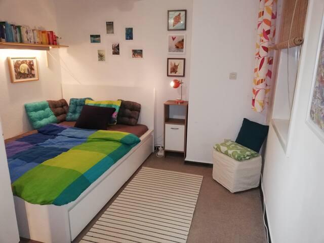 Zimmer in 2erWG im Zentrum - Room in city center