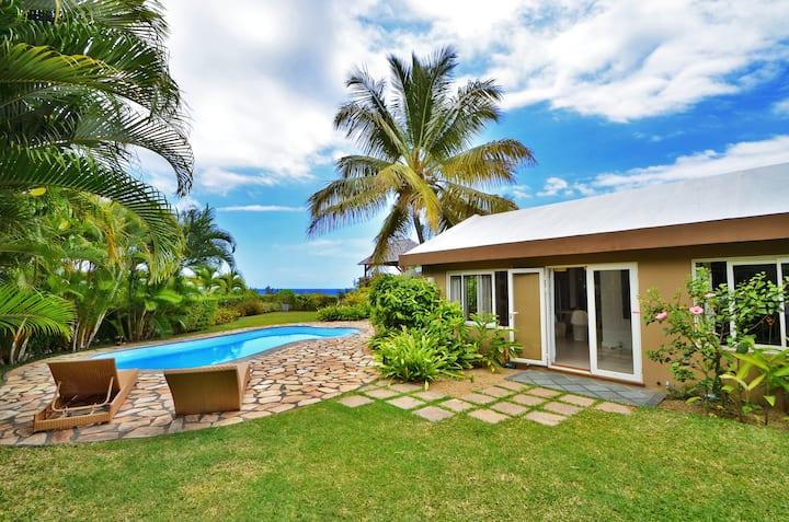 Villa Acassia avec piscine privee
