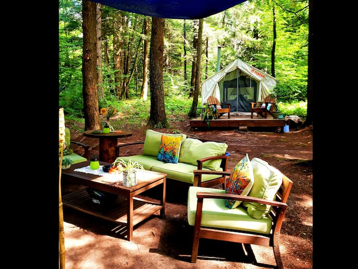 Tentrr Signature Site - Camp Beaver