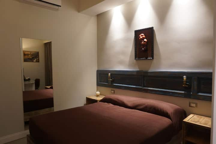 The Brilliant Place Napoli - Double Room