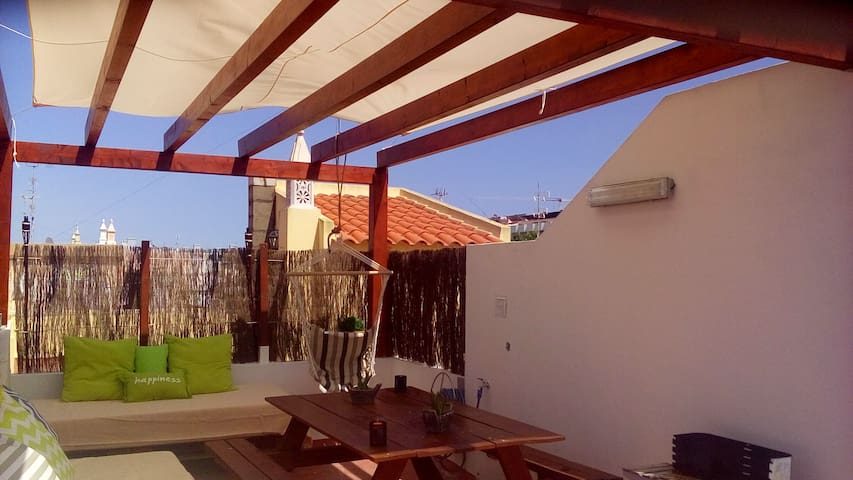 Monte Gordo (Algarve - Portugal) - 2 bedrooms - Monte Gordo - Rumah
