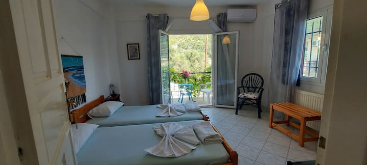Teo apartment Anthousa Parga