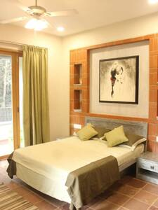 Lily Suite at Amrut Villa - Nord-Goa - Boutique-Hotel