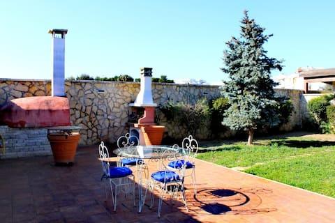 Villa Amelie ( hav og slapp av)