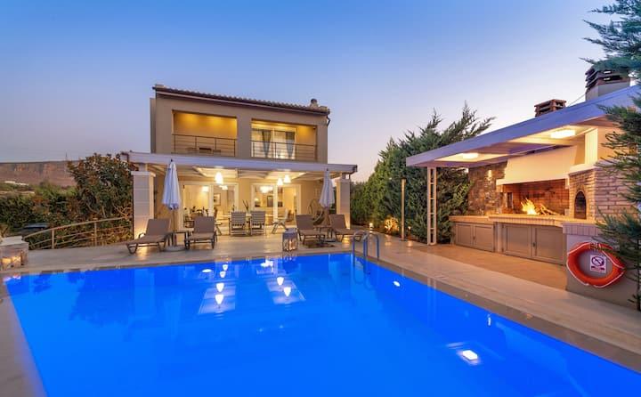 """""""NEW"""" Villa Eliana - Kato Gouves, Heraklion, Crete"""