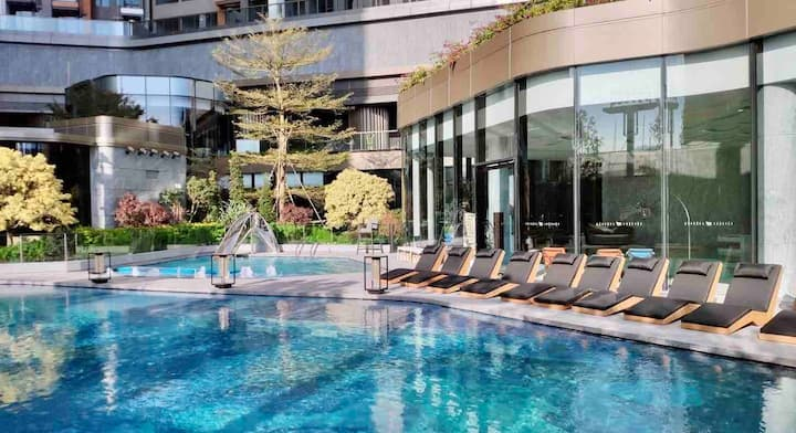 Brand new apartment with pools - long term rentals