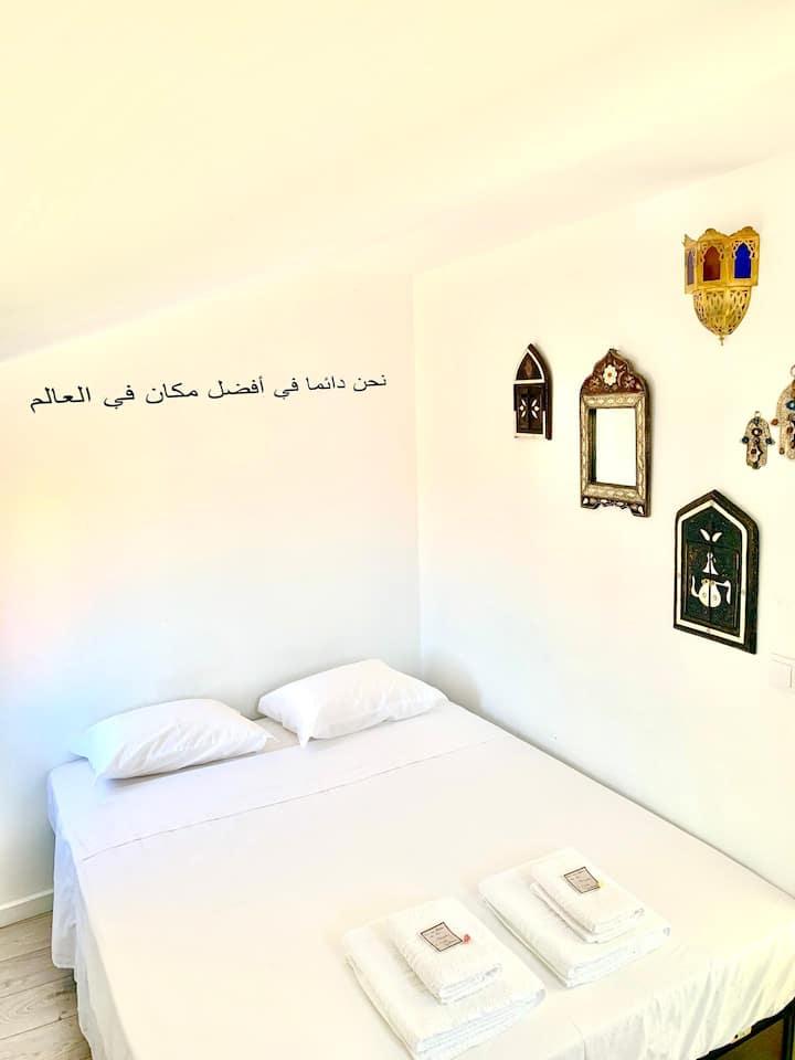 Le Mundi Guesthouse - Quarto Marrocos