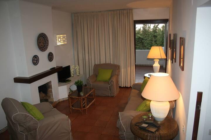 Apartamento T2 - 500mts da praia - algarve