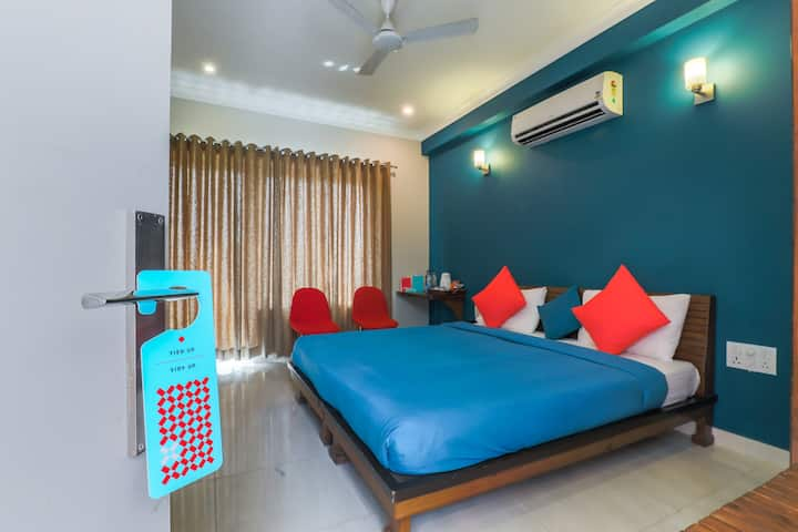 OYO 1 BR Splendid Stay Near Medanta