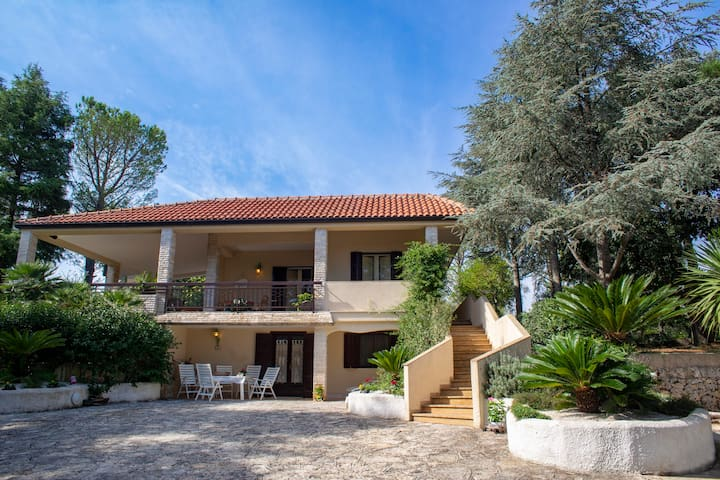 Villa with Private Pool in Monopoli for 8 guests