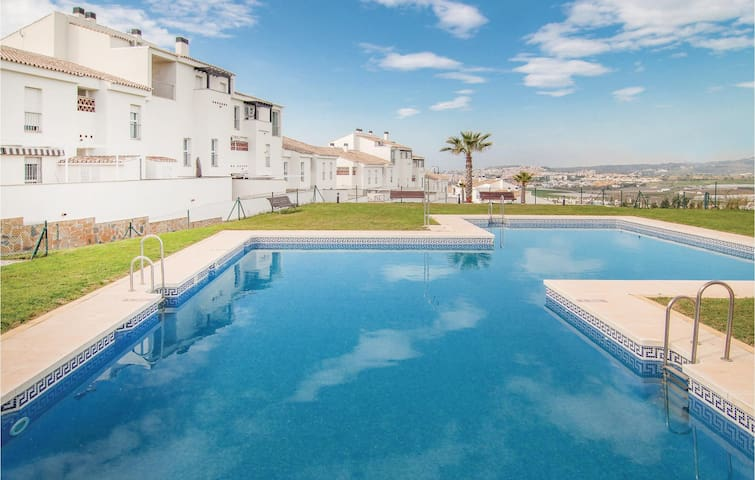 Terraced house with 2 bedrooms on 55m² in Caleta de Vélez