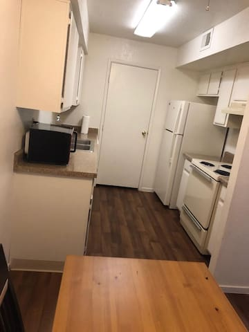 NICE ACCOMPANYING APARTMENT 5 MIN FROM THE STRIP