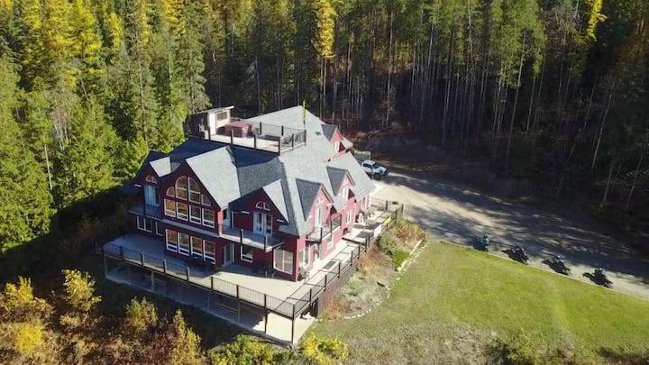 Elk View Lodge Top Floor