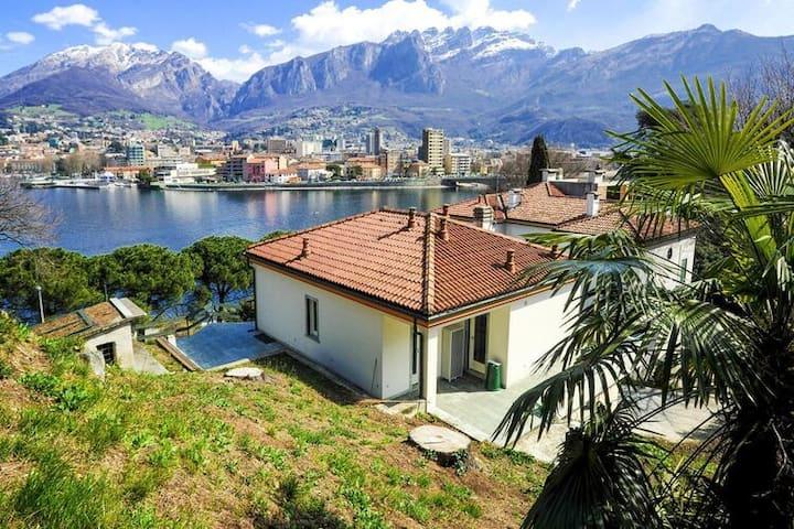 4 sterren vakantie huis in Lezzeno