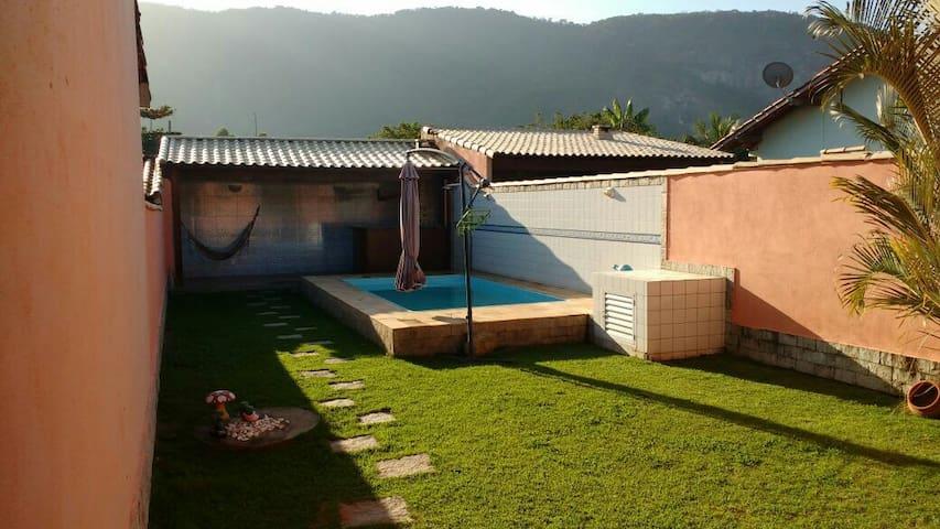 Casa pra temporada em Itaipuaçu - Maricá - House