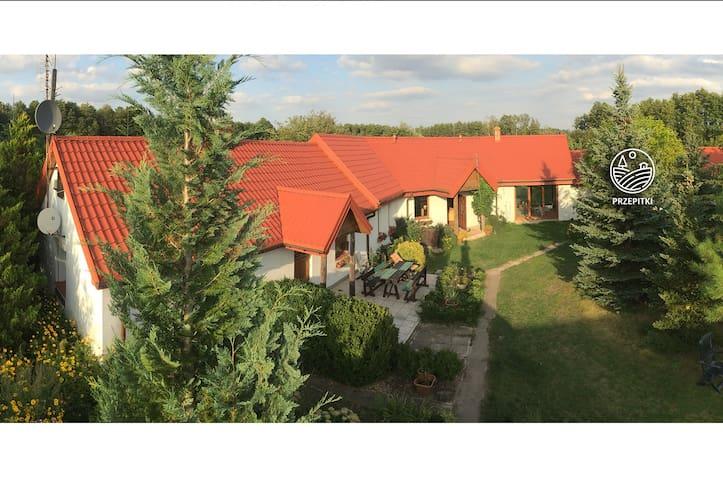 Modern Country House /  Wszechstronny Dom na Wsi - Przepitki - Casa