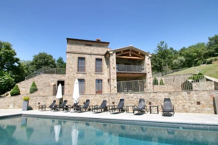 Casa Padrone immense lake views, pool, jacuzzi - Gosparini - Vila