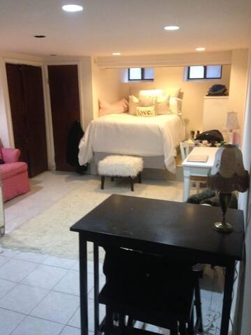 Charming Upper West Private Floor - Nueva York - Departamento